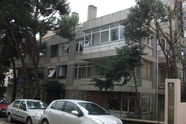 Çınar Palas Apartmanı 1962