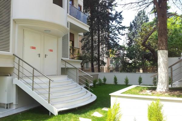 Göztepe arka bahçe